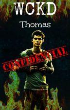Maze Runner: Recuerdos Eliminados Thomas & Brenda by liz2cut_brien