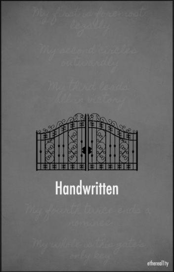 Handwritten (One Shot Collection)