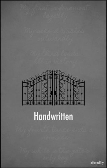 Handwritten (One Shot Collection)