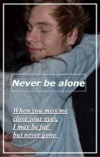 Never be alone // lrh by Girlinoblivion