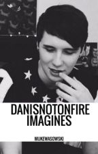 Dan Howell Imagines (danisnotonfire) by mukewasowski