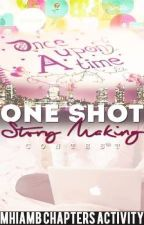 One Shot Story Making Contest by Sweetmins