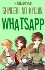 Shingeki No Kyojin Whatsapp by yisustae