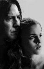Mi segunda oportunidad (Severus Snape + Hermione Granger) by UnionSnape