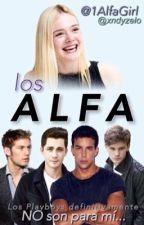 LOS ALFA by 1AlfaGirl