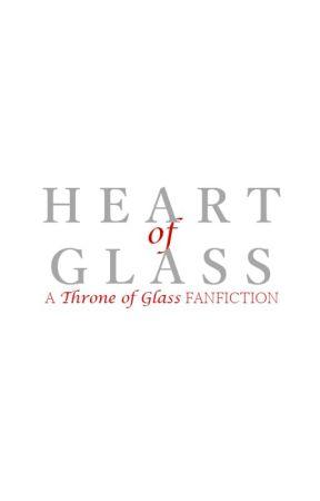 Heart of Glass by fallenaelin