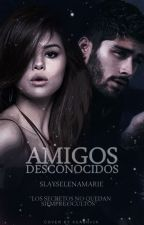 Amigos Desconocidos |z.m • s.g| by Slayselenamarie