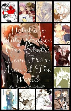 Hetalia X Male Reader Oneshots: Love From Around The World - America
