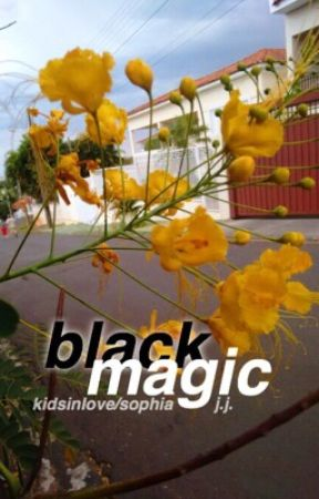 black magic ✧ j.j by kidsinIove