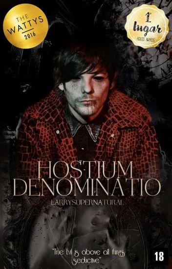 Hostium Denominatio | l.s demon!louis #WATTYS2016