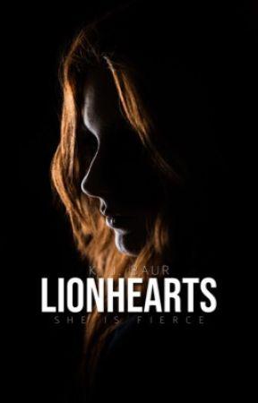 Lionhearts | ✓ by omfqkaylaa