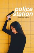 Police Station ❁ s.w by kidsinIove