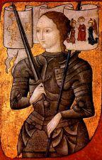 Joan of Arc by NurFaadhilah48