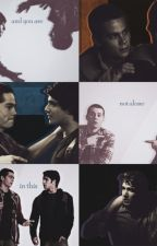 Library • Sciles by stydiahearts