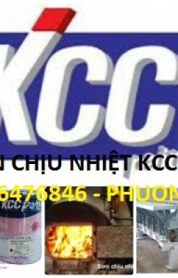 Sơn epoxy KCC gía rẻ