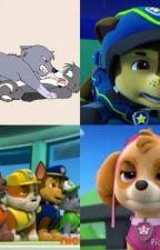 Paw Patrol: Nasty Pups! by Snivy_Starter