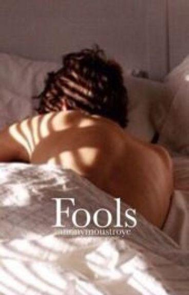 Fools, Tronnor AU (complete)