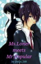 ms.loner meets mr.popular by jhella_548