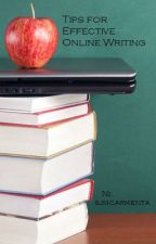 Tips for Effective Online Writing by sjmcarmenta