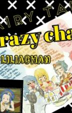 fairy tail crazy chat by liliachan