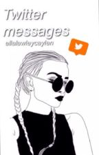 Twitter Messages [h.s] by vibrantella
