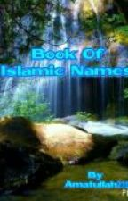 BOOK OF ISLAMIC NAMES by TheTechGirl