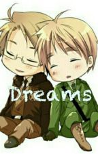 Dreams || USUK by RejectVocaloid