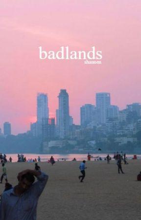 badlands by wokegf