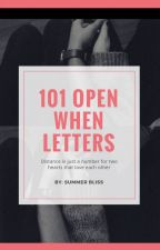 101 Open When Letters by Mayleyamy