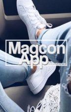 Magcon App by catshatesme
