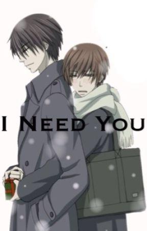 I Need You (Sekaiichi Hatsukoi Takano Masamune x Onodera Ritsu boyxboy) by Karushii