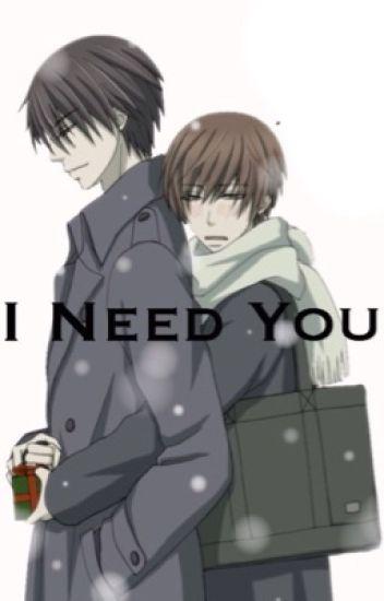 I Need You (Sekaiichi Hatsukoi Takano Masamune x Onodera Ritsu boyxboy)