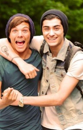 Zouis Talik One Shot by LittleLover123