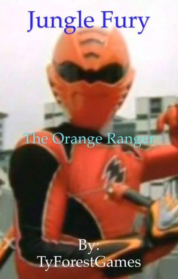 Jungle Fury: The Orange Ranger