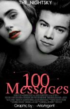 """100 Messages (book #1 in """"Limit For Love"""" series) >> h.s. au by The_NightSky"""