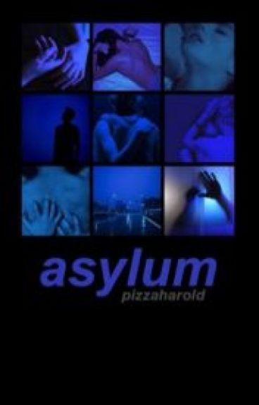 Asylum (Harry Styles AU)