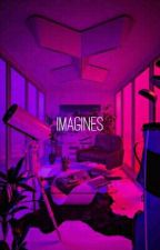 imagines;  ↬bangtan by joonmoon