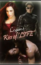 Logan's Kiss of 'Life' by Wolvie_Girl16