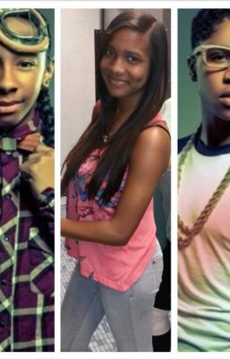 In Between (A Mindless Behavior Ray Ray/ Roc Royal Love Story)