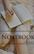 notebook // taylor caniff by samxhl