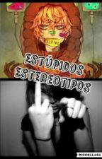 Estupidos Estereotipos TNxKenny [South Park] by FernandaGasca1