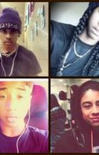 Mindless behavior imagines: what ever you want by DONTJUDGE_