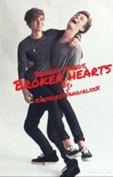 Broken Minds, Broken Hearts - Jaspar