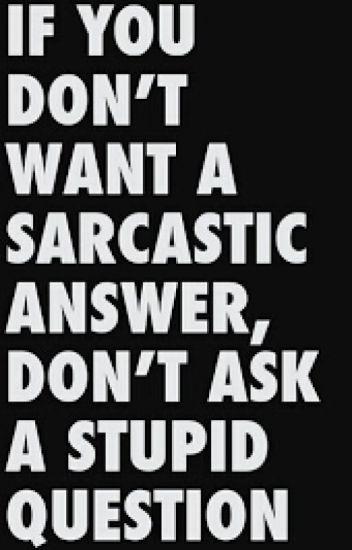 Frases: Sarcasmo e Ironía.