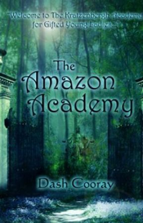 The Amazon Academy by theswashbuckler