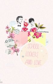 School  Lockers  and Love by IceColdFelixia