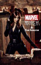 Marvel Mayhem by DisneyWriter2015