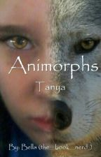 Animorphs: Tanya by the__book__nerd_