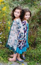 The Lovato twins. by ddlovatomyhero