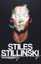 Stiles Stilinski imagines by sarcasticjigglypuff